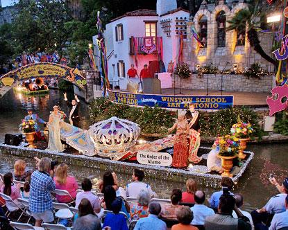 San Antonio Fiesta 2015 Market Square