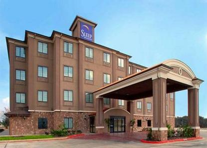Sleep Inn & Suites At Six Flags