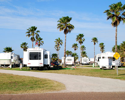 North Padre Island Rv Parks
