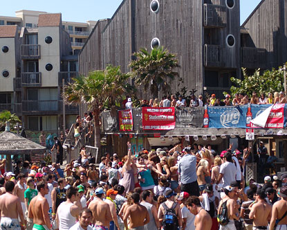 South Padre Island Spring Break Hotels