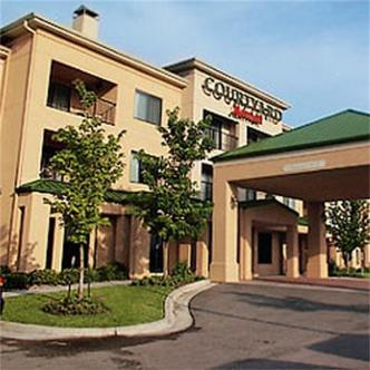 Courtyard By Marriott Woodlands