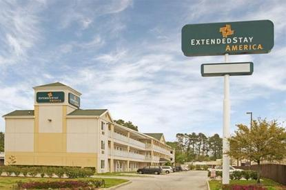 Extended Stay America Economy Houston   The Woodlands