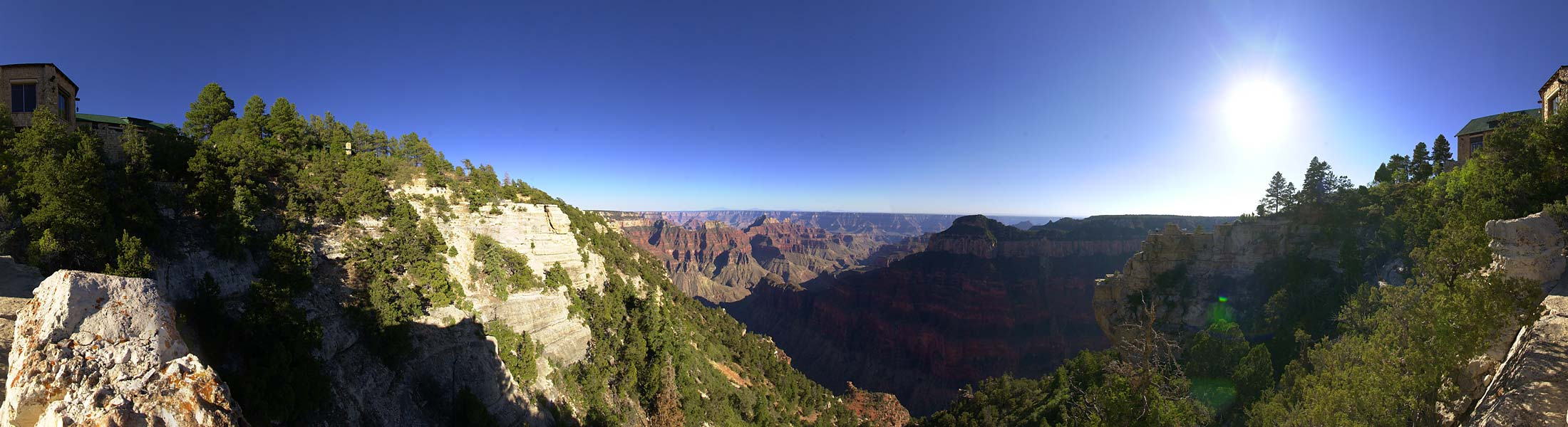 Grand Canyon National Park Virtual Tour