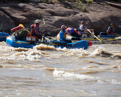 Green River Rafting