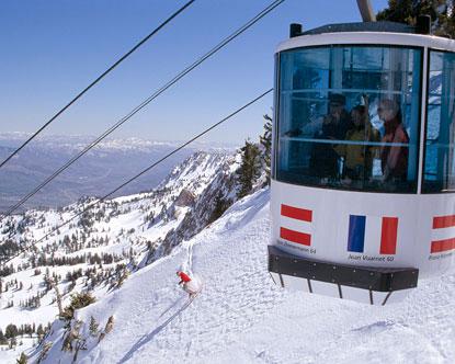 Snow Basin Ski Resort Snowbasin Utah Snowbasin Ski Area