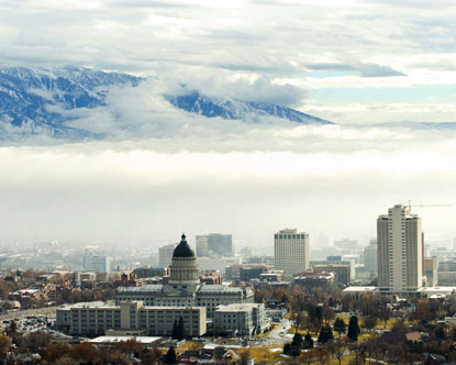 Suggested Itineraries Salt Lake City