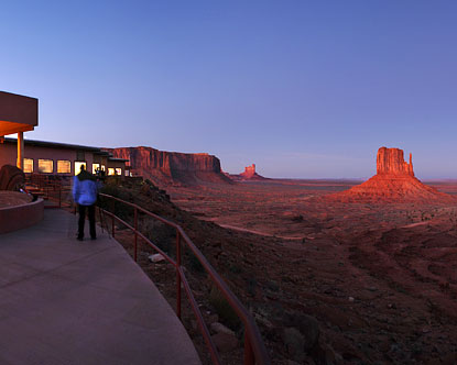 View Hotel Monument Valley