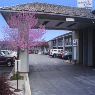 National 9 Inn Salt Lake City
