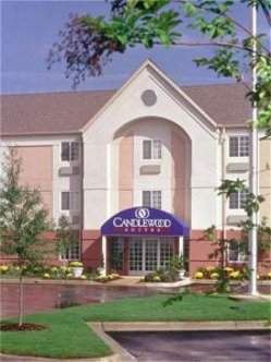 Candlewood Suites Salt Lake City Airport