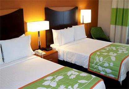 Fairfield Inn By Marriott Salt Lake City Airport