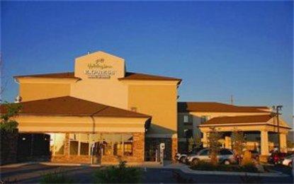holiday inn express hotel suites salt lake city airport. Black Bedroom Furniture Sets. Home Design Ideas