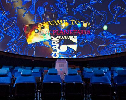 Clark Planetarium Clark Planetarium Discounts