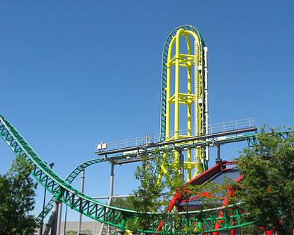 Lagoon Utah - Lagoon Amusement Park