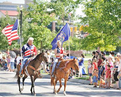 Pioneer Day Utah
