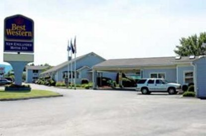Best Western New Englander Motor Inn