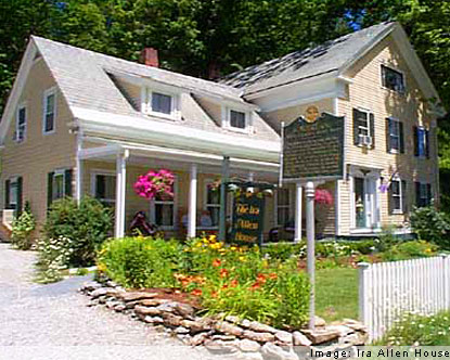 Vermont bed and breakfasts vermont b b inns for A bed and breakfast