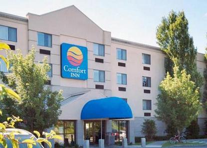 Comfort Inn White River Junction