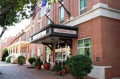 Hampton Inn Alexandria Old Town/King St. Metro