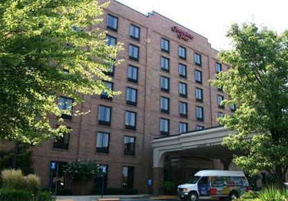Hampton Inn Washington Dulles Int'l Airport South