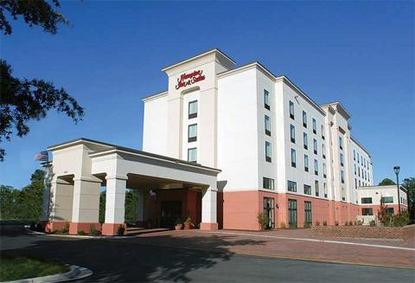 Hampton Inn And Suites Chesapeake Battlefield Blvd