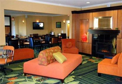 Fairfield Inn And Suites By Marriott Fredericksburg