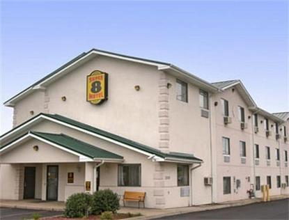 Super 8 Motel   Harrisonburg