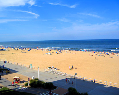 Travel on Virginia Beach