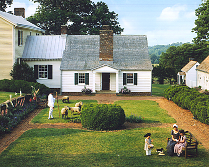 Home of James Monroe