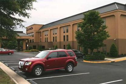 Hampton Inn Richmond Southwest Hull Street