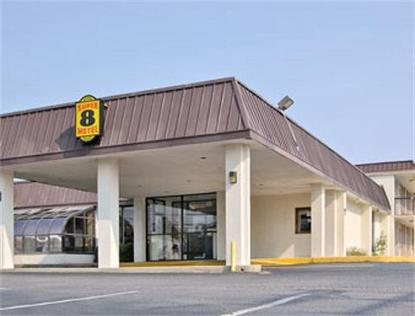 Super 8 Motel Norfolk Chesapeake Bay Area Va Norfolk