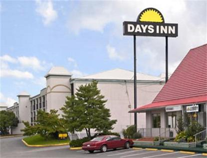 Roanoke Days Inn Civic Center/Downtown