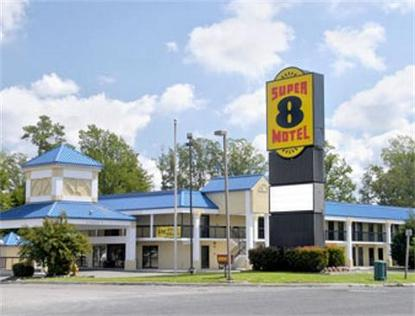 Super 8 Motel Ruther Glen King's Dominion Area