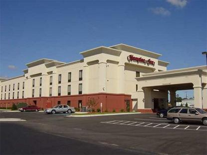 Hampton Inn Stony Creek, Va