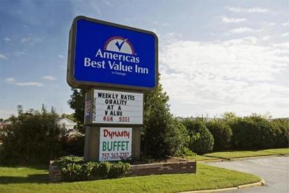 Americas Best Value Inn Norfolk Airport Area