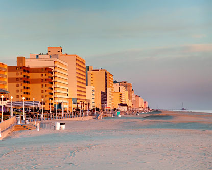 Virginia Beach Boardwalk Pet Friendly Hotels
