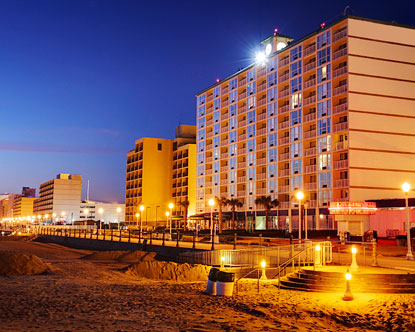 Virginia Beach Pet Friendly Hotel