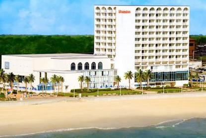Sheraton Oceanfront Hotel