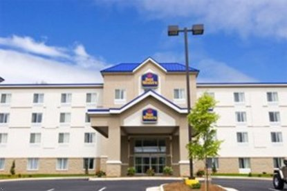 Best Western Waynesboro Inn And Suites Conf Ctr