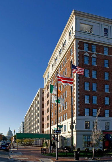 Family Hotels Washington DC