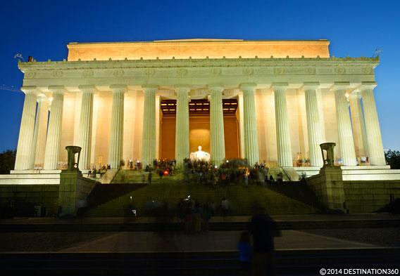 Lincoln Memorial Lincoln Memorial History