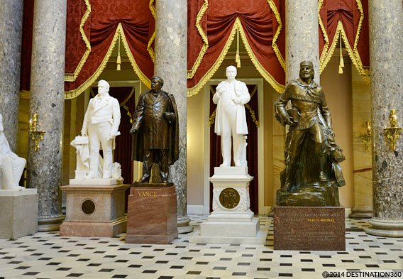 National Statuary Hall History and Features