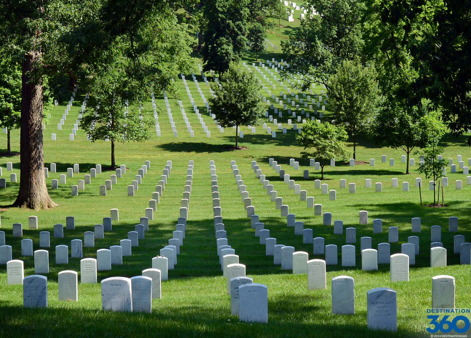 Arlington National Cemetery Virtual Tour