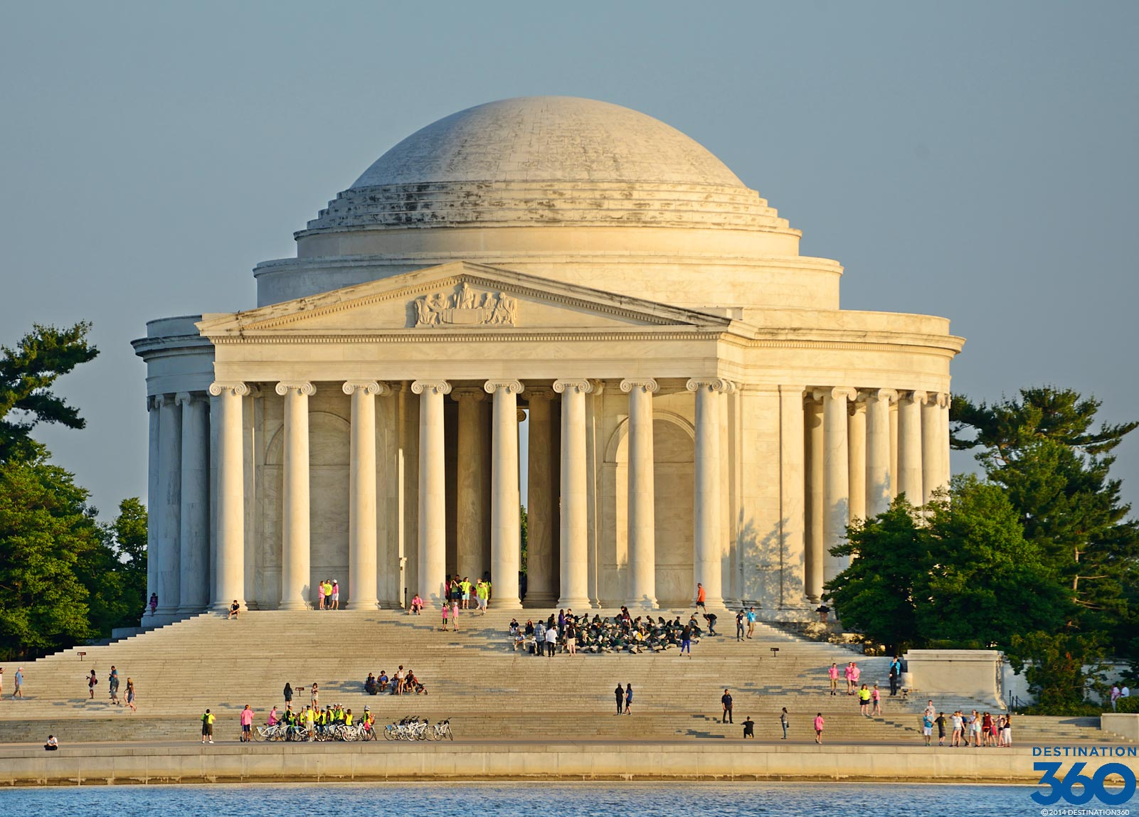 Jefferson Memorial Thomas Jefferson Memorial Statue