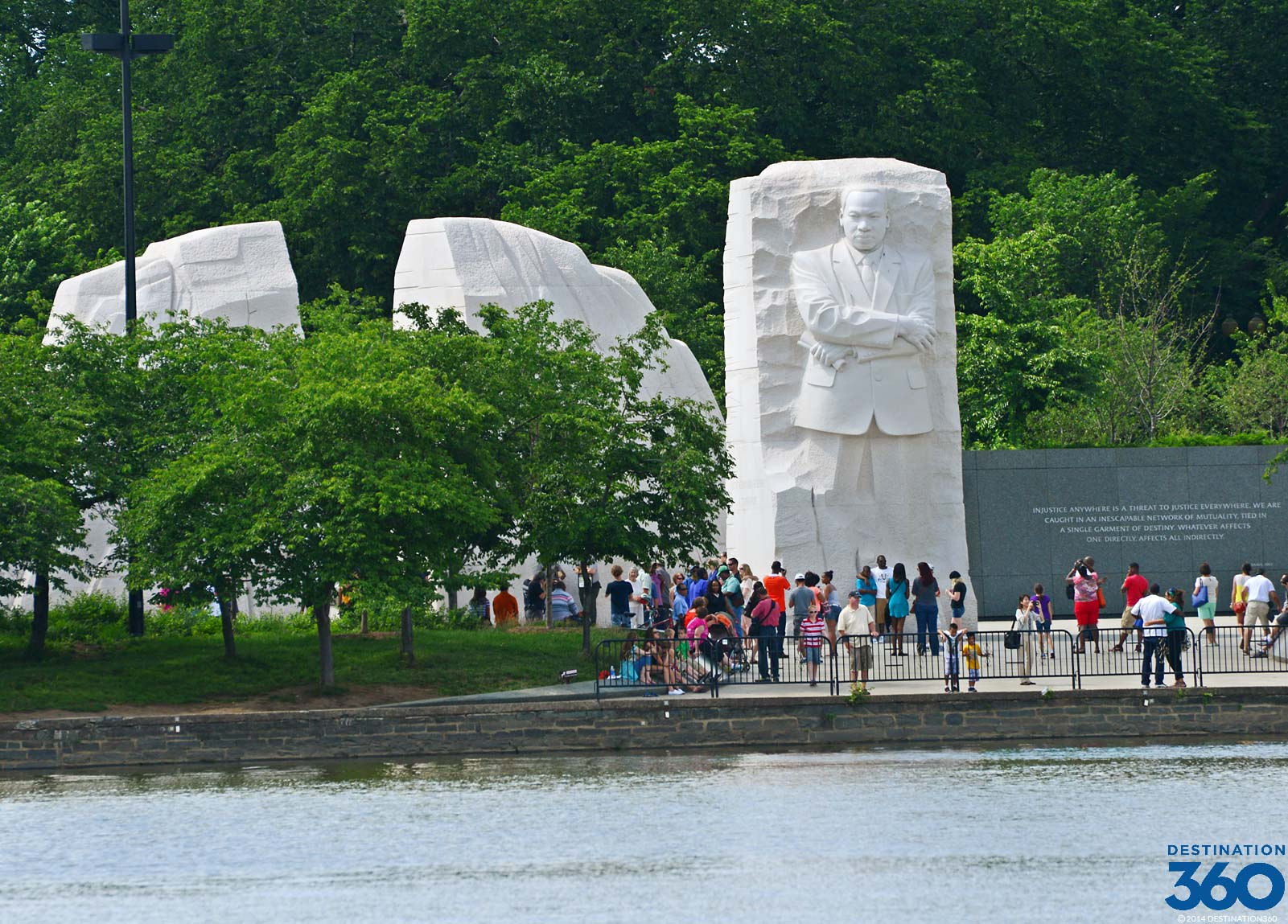 Hotels Near University Of Washington >> Martin Luther King Memorial - Martin Luther King Jr ...