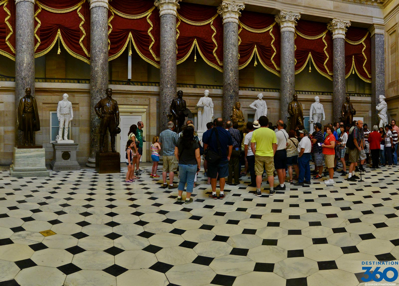 National Statuary Hall Virtual Tour