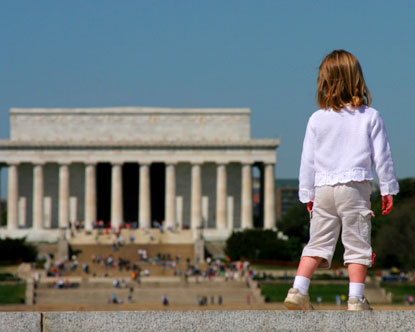 Family Vacations in Washington DC