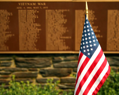 Vietnam Veterans War Memorial