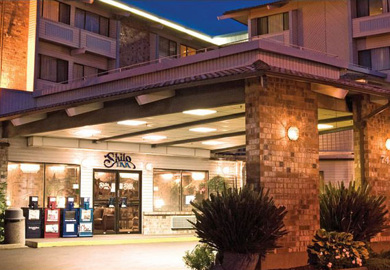 Hotels in Tacoma WA - Shilo Inn