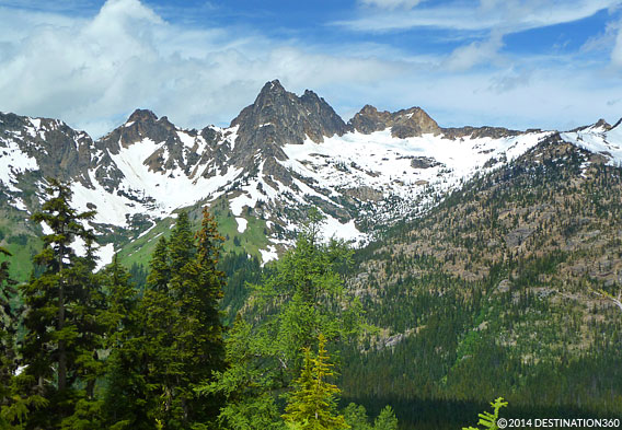 North Cascades Camping