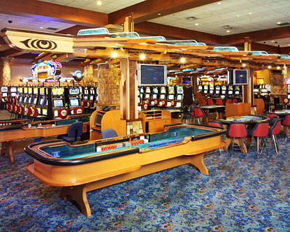 Washington state indian casino resorts